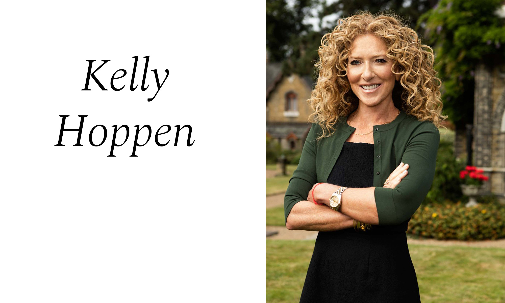 Luxury interior designers Barcelona Kelly Hoppen